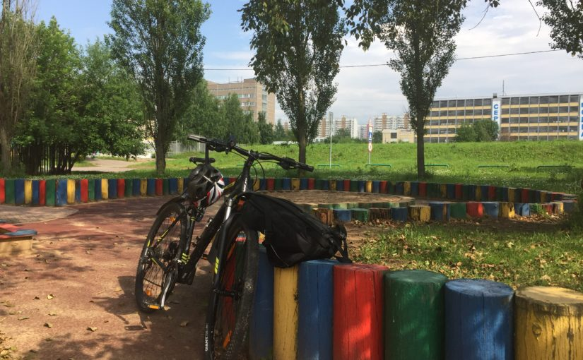 Велосипед горный GIANT Revel 29er 0 Matt Black/Yellow Green 22 (2015)