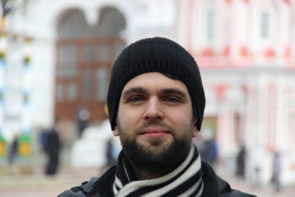 Семинарист Евгений