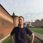 Стена Коломенского кремля